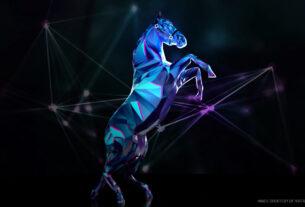 zedrun zed run gazette nft gaming horses horseracing zedgazette