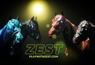 zed run zedrun gazette nft gaming horseracing horses breeding